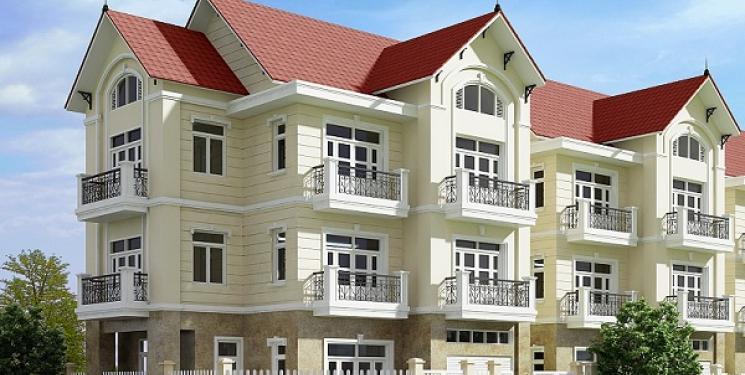 Liền kề 96B Nguyễn Huy Tưởng HN - 135 triệu
